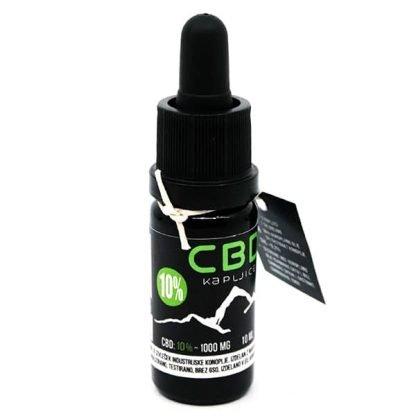 CBD kapljice 10%